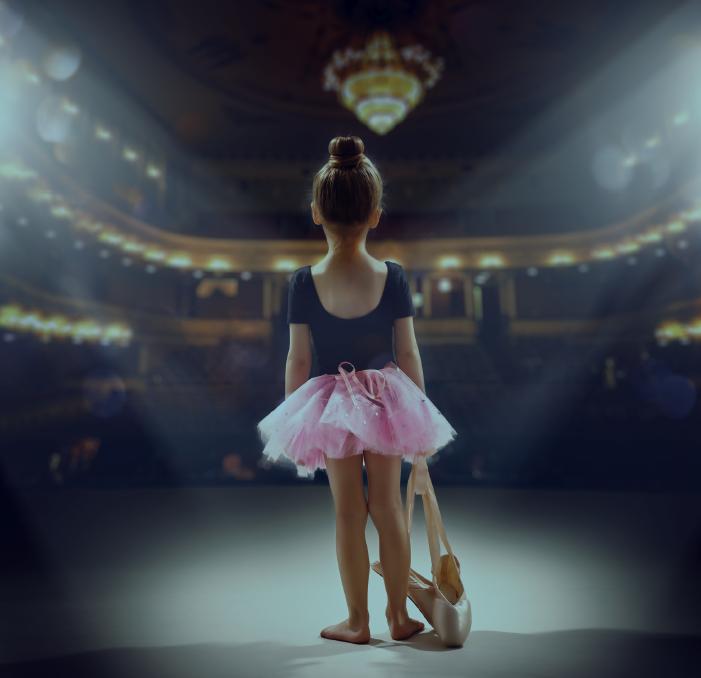 Iniciació a la Dansa / Dansa creativa